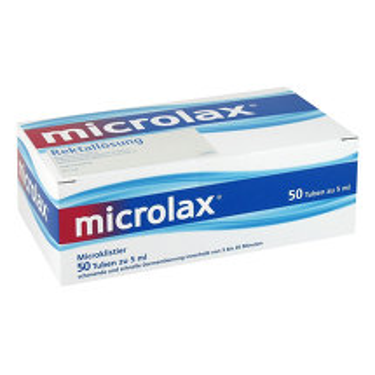 Produktbild Microlax Klistiere
