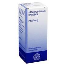 Produktbild Asparagus comp. Hanosan flüssig