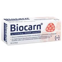 Produktbild Biocarn Sirup