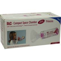 RC Compact Space Chamber Princess 1 - 5 Jahre
