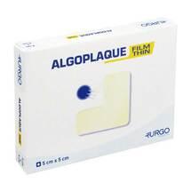 Produktbild Algoplaque Film 5x5cm dünn.Hydrokolloidverband