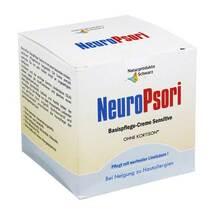 Produktbild Neuropsori Basispflege Sensitive Creme