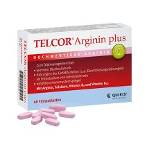 Produktbild Telcor Arginin plus Filmtabletten