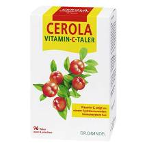 Produktbild Cerola Vitamin C Taler Grandel