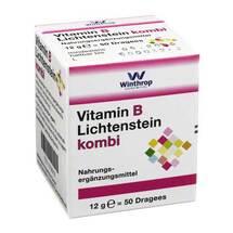 Produktbild Vitamin B Lichtenstein Kombi Dragees