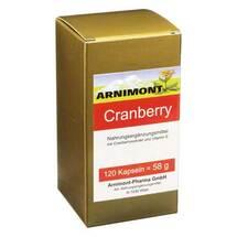 Produktbild Cranberry Kapseln