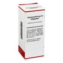 Produktbild Apomorphinum N Oligoplex Tro