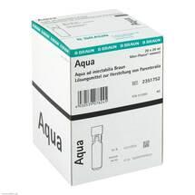 Produktbild Aqua AD Injectabilia Miniplasco connect Injektionslösung