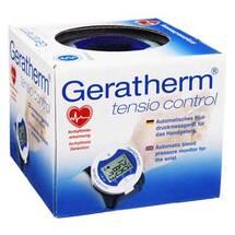 Produktbild Geratherm Blutdruckmessgerät Handg.dig.Tensiocont.blau