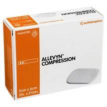 Produktbild Allevyn Compression 5x6 cm hydrosel.Wundauflage