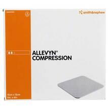 Allevyn Compression 15x15 cm hydrosel.Wundauflage