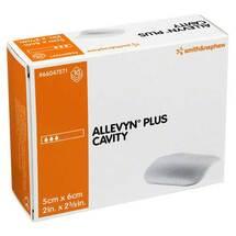 Produktbild Allevyn Plus Cavity 5x6 cm für tiefe Wunden