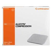 Produktbild Allevyn Compression 10x10 cm hydrosel.Wundauflage