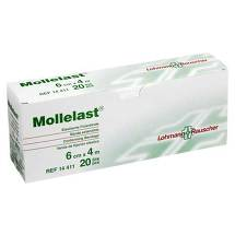 Produktbild Mollelast 6cmx4m einzeln verpackt