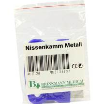 Produktbild Nissenkamm Metall