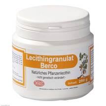 Produktbild Lecithin Granulat Berco
