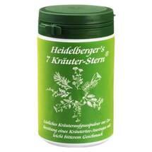 Produktbild Heidelbergers 7 Kräuter Stern Tee