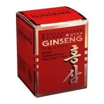 Roter Ginseng Tabletten 300