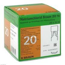 Produktbild Natriumchlorid 20% Mpc Elektrolytkonzentrat