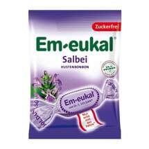 Em-eukal Halsbonbons Salbei zuckerfrei