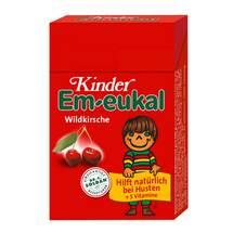 Kinder Em-eukal Hustenbonbons Wildkirsche zuckerhaltig Pocketbox