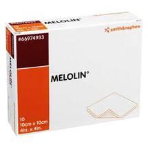 Melolin 10x10cm Wundauflagen