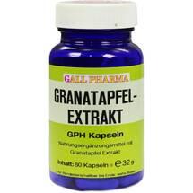 Granatapfel Extrakt Kapseln