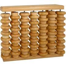 Produktbild Fussmassageroller Holz