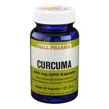 Produktbild Curcuma 200 mg Kapseln