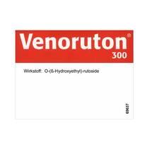 Produktbild Venoruton 300 Kapseln
