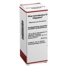 Produktbild Rhus toxicodendron N Oligoplex Liquid