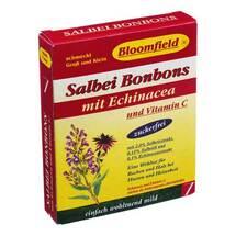 Produktbild Bloomfield Salbei Bonbons mit Echinacea zuckerfrei
