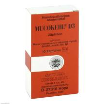 Produktbild Mucokehl Suppositorien D 3
