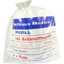 Produktbild Zellstofftupfer Ypsizell 4x5