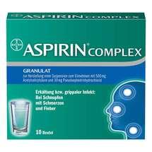 Aspirin Complex Beutel mit Granulat zur Herstellung einer Suspension zum Einnehmen