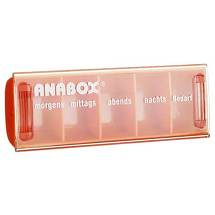 Produktbild Anabox Tagesbox orange