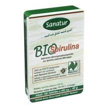 Produktbild Spirulina Bio Tabletten