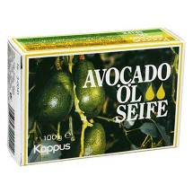Kappus Avocado Öl Seife