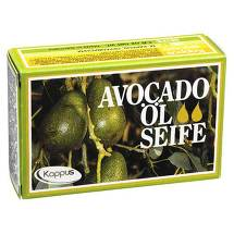 Produktbild Kappus Avocado Öl Seife Warenprobe