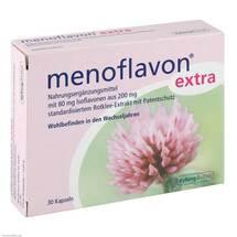 Produktbild Menoflavon Extra Kapseln