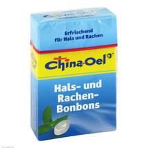 Produktbild China Öl Hals- und Hustenbonbons