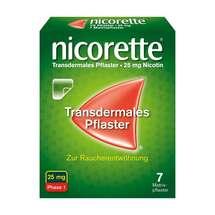 Produktbild Nicorette TX Pflaster 25 mg