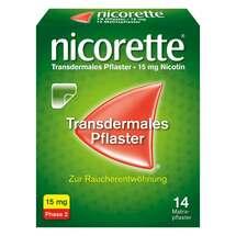 Nicorette TX Pflaster 15 mg
