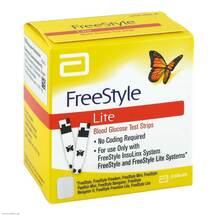 Produktbild Freestyle Lite Teststreifen ohne Codieren