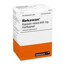 Produktbild Rekawan Kapseln retard 600 mg