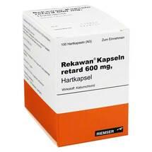 Rekawan Kapseln retard 600 mg