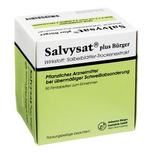 Salvysat plus Bürger Filmtabletten