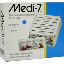 Produktbild Medi 7 blau