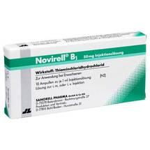 Produktbild Novirell B1 50 mg Injektionslösung