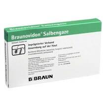 Braunovidon Salbengaze 7,5x1